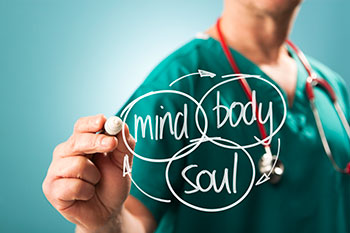 Integrative  approach mind, body and soul